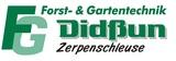 Forst- und Gartentechnik Didßun