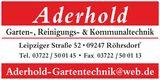 Aderhold Garten-Reinigungs- und Kommunaltechnik